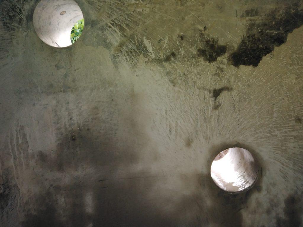алмазное бурение стены из бетона