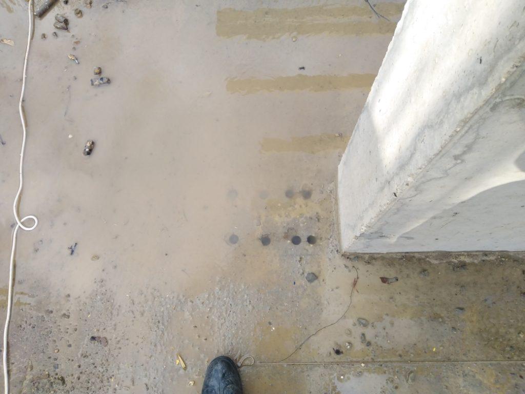 алмазное бурение перекрытия из бетона